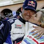 Sebastien Ogier podría perderse el Rallye de Italia… por paternidad