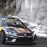 Ogier lidera el Rallye Montecarlo