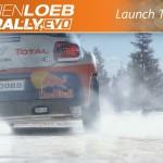 Así es el juego Sebastien Loeb Rally EVO