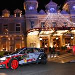 Las palabras de los pilotos de Hyundai tras la primera jornada del Rallye de Montecarlo
