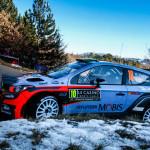 Hayden Paddon tiene ganas de Rallye de Suecia