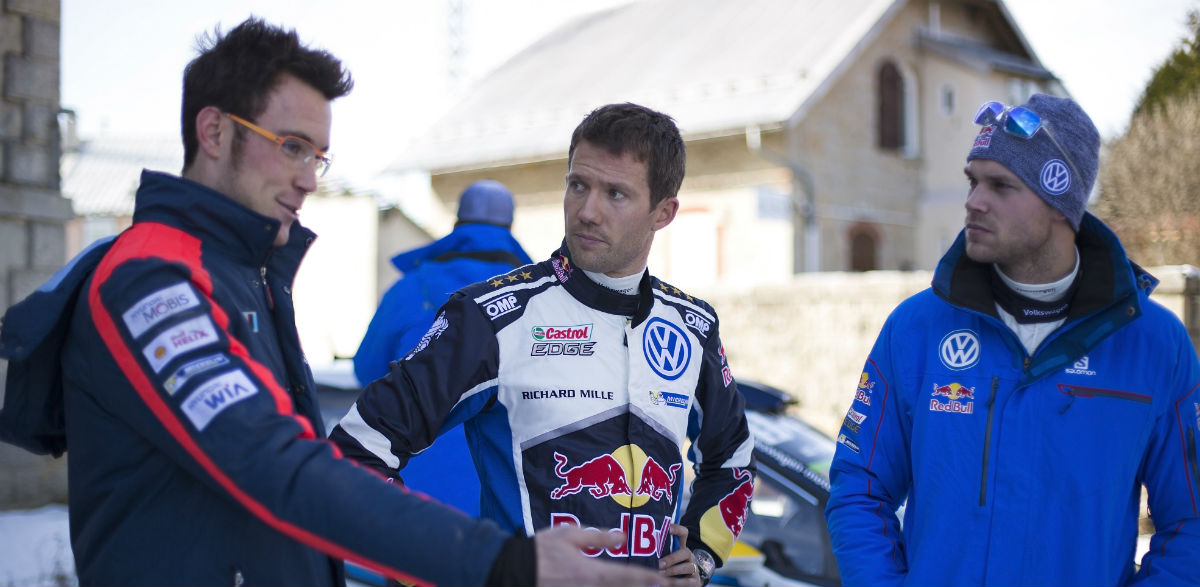 Pilotos WRC 2016