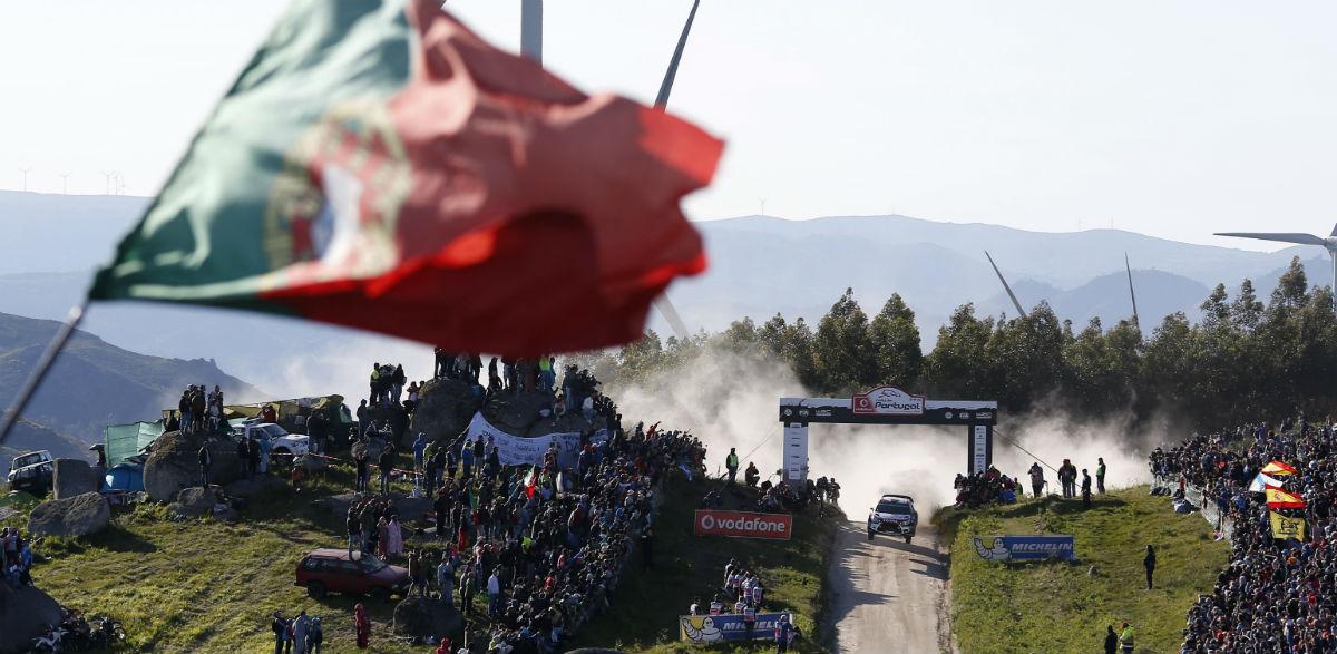 Rallye de Portugal 2015.