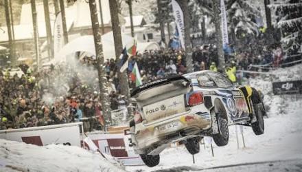 Video, segunda etapa del Rally de Suecia