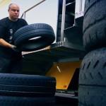 Vídeo: Logística de los equipos en el Nacional de Rallyes