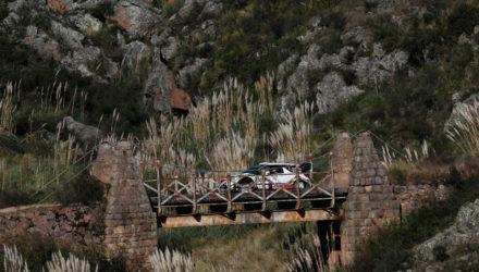 Kris Meeke, Rallye Argentina 2016