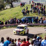 Adrián Díaz, gana las 2RM en el 34 Rallye Sierra Morena