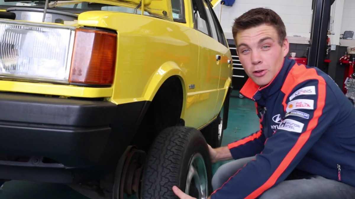 Hayden Paddon, consejos para preparar tu coche de rallyes