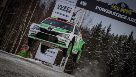 Rally Sweden 6491