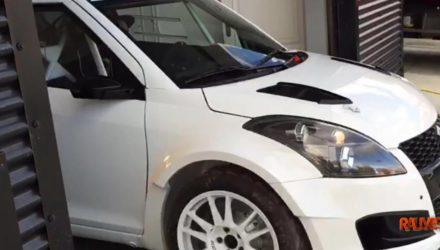 Suzuki Swift R+