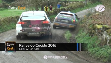 Vídeo Rally Do Cocido 2016
