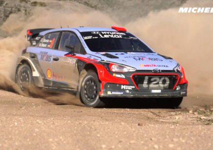 Video, segunda etapa del Rally de Argentina