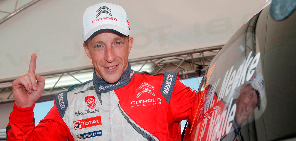Kris Meeke, Rally Portugal 2016