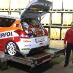 500 kilos de alimentos para el banco de alimentos de Ferrol