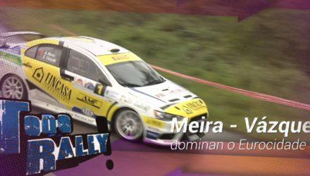 Las presiones acaban con el programa A Todo Rally! de la TVG