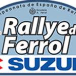 Lista de inscritos para el Rallye de Ferrol
