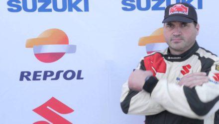 Suzuki presenta a los pilotos de la Copa Suzuki Swift en video