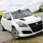 El Suzuki Swift R+ debutará en el 49 Rallye de Ourense