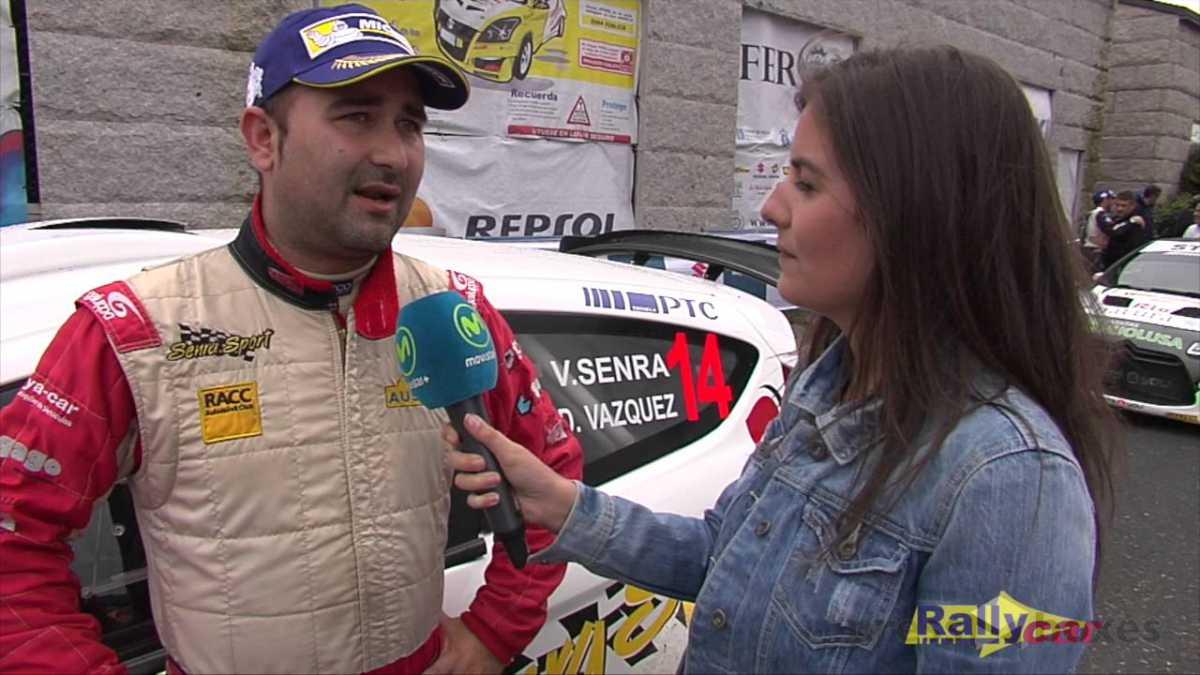 Vídeo: Crónica 2ª etapa – 47 Rallye de Ferrol