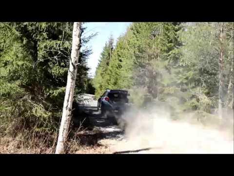 Video, tests del Toyota Yaris WRC 2017