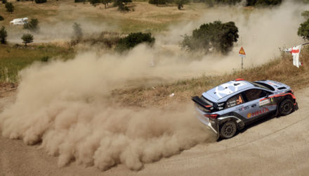 Dani Sordo, Rally de Italia 2016