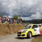 Adrián Díaz, rey de las 2RM tras el 49 Rallye de Ourense