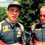 Lo que hay tras el cambio de copiloto de Hayden Paddon