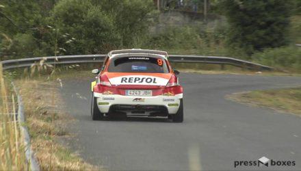 Vídeo: 2ª etapa 49 Rallye de Ourense