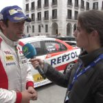 Vídeo: declaraciones de los primeros clasificados en el 37 Rallye Santander Cantabria