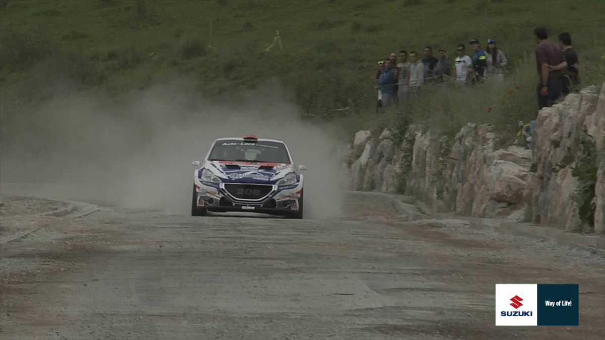 Vídeo: primera etapa 37 Rallye Santander Cantabria