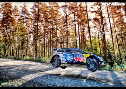 Vídeo, shakedown del Rallye de Finlandia 2016