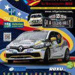 Listas de inscritos oficiales del Rallye Princesa de Asturias