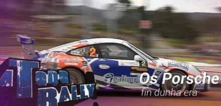 Vídeo: A TODO RALLY! – despedida de lo Porsche GT