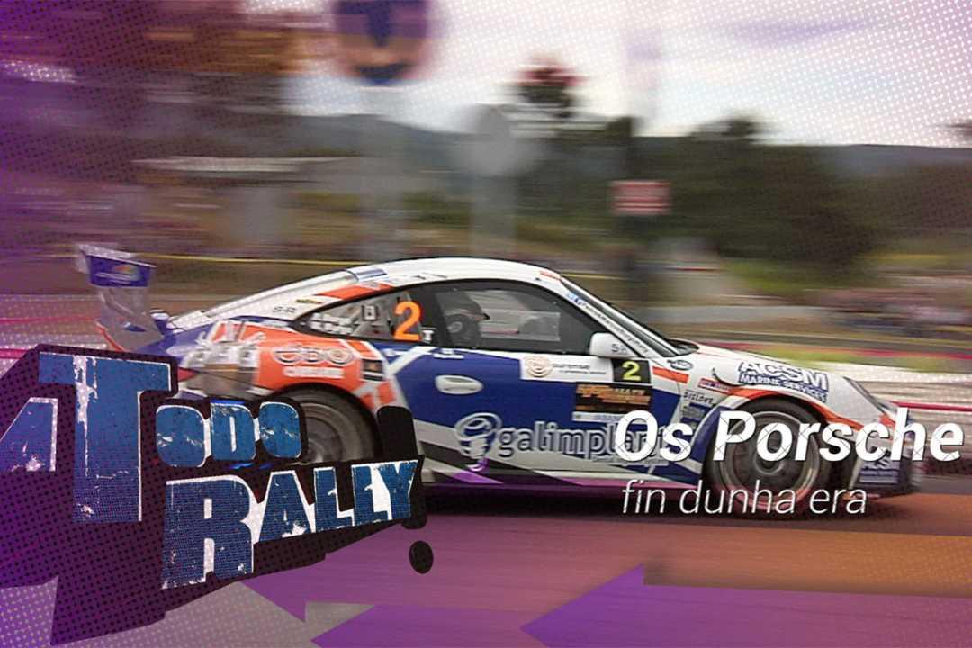 Vídeo: A TODO RALLY! – despedida de los Porsche GT