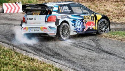 Video, los mejores momentos del Rallye de Alemania