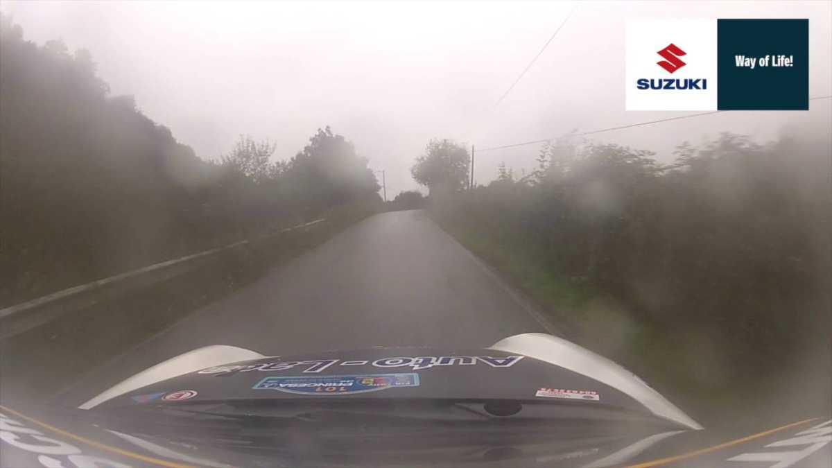 Vídeo: Onboard Rallye Princesa de Asturias 2015