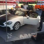 Abarth busca equipo para correr con el 124 Rally en el Nacional