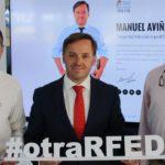 Manuel Aviñó presenta su candidatura a la RFEDA