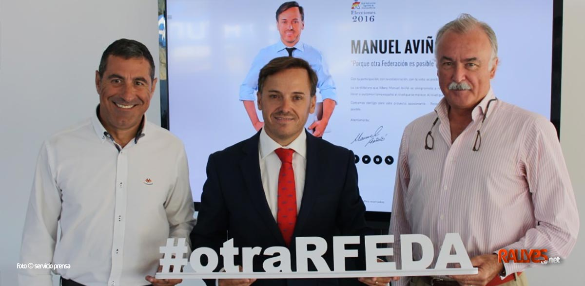 Manuel Aviñó RFEDA