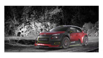 Video, Citroen C3 WRC el concepto de como podría ser el nuevo WRC