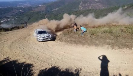 Video, tests de Volkswagen en Arganil, Portugal