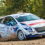 Pepe López gana la 208 Rally Cup francesa