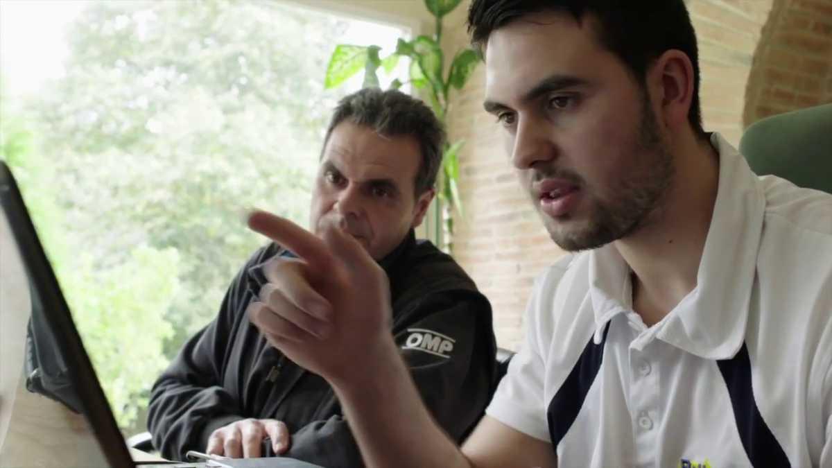 Vídeo: entrevista a Javier Pardo