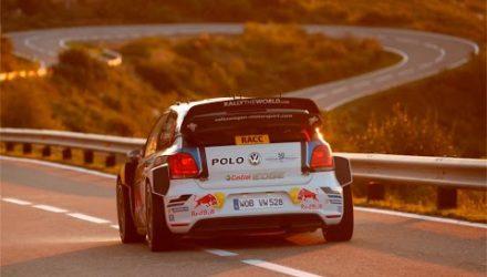 Vídeo, etapa 1 y 2 del RallyRACC