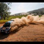 Vídeo, primera etapa del Rally de Australia