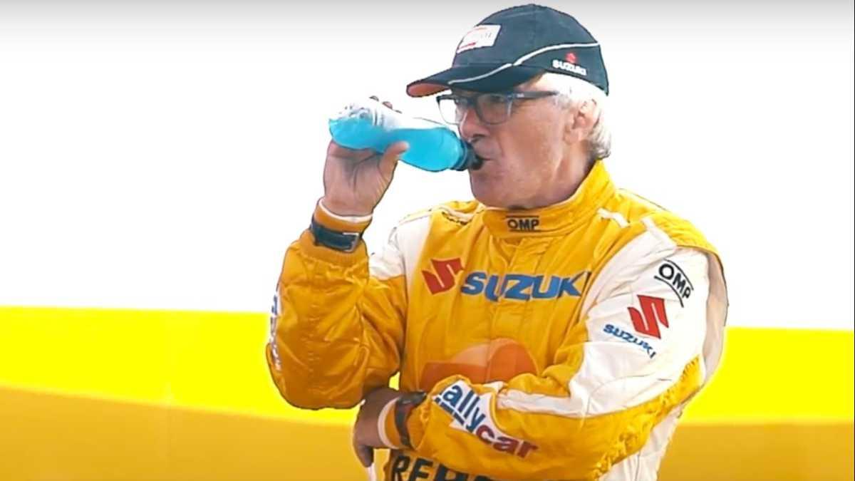 Vídeo: ¿Qué comen los pilotos el día de la carrera?