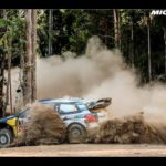Vídeo, shakedown del Rally de Australia