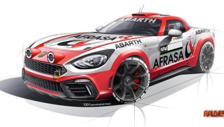 Abarth 124 GT Rally