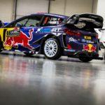 M-Sport presenta la decoración de sus Fiesta WRC para 2017