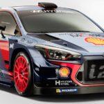 Hyundai con 4 coches en el Rally de Gales